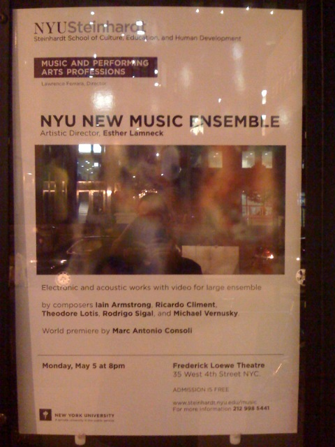 NYU New Music Ensemble