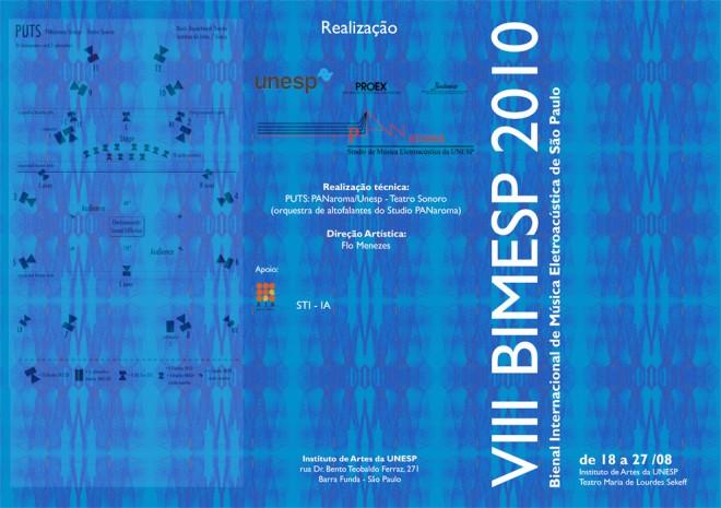 VIII BIMESP 2010