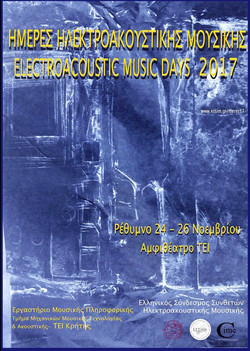 Electroacoustic Music Days - HELMCA