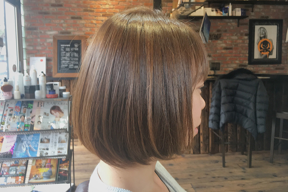美容室 茅ヶ崎 DAF Hairdressers