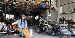 素敵なオーナーさんが居るバイク屋さん『HANCAR MOTORCYCLE』を紹介!
