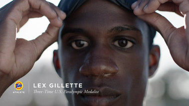 "P&G ""Lex Gillette"" Olympics"