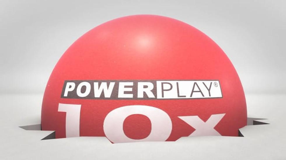 """Powerball """"PowerPlay"""""""