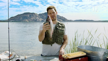 """How To Fillet A Fish with Chris Pratt"""