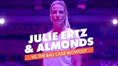 """CA Almonds """"Julie Ertz"""""""