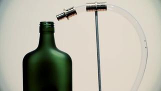 """Bottle Tones"" Installation"