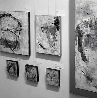 Diane Sandlin Contemporary Mixed Media Artwork at Austin ArtSpace