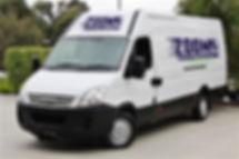 Zoom Transportation Fleet Vehicle