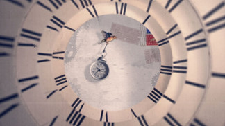 THE KINKS - TIME SONG - LYRIC VIDEO