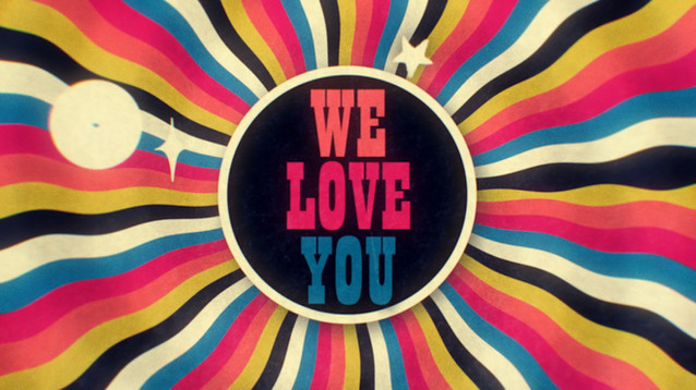 THE ROLLING STONES - WE LOVE YOU - LYRIC VIDEO
