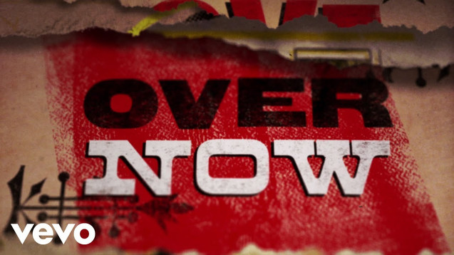 THE ROLLING STONES - IT'S ALL OVER NOW - LYRIC VIDEO