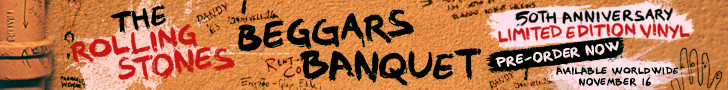 BEGGARS BANQUET - WEB BANNERS