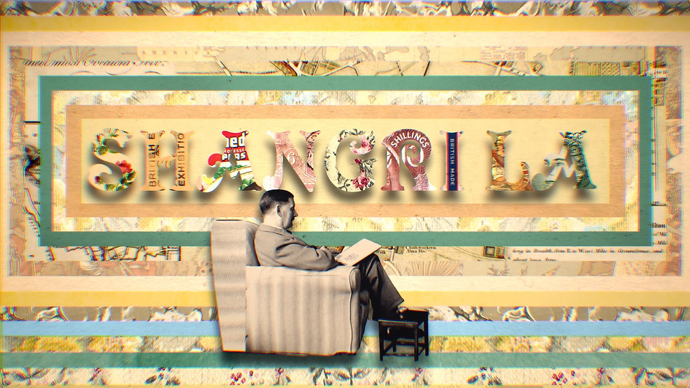 The Kinks Shangri La still from 50th Anniversary trailer trailer for Arthur