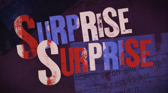 THE ROLLING STONES - SURPRISE, SURPRISE - LYRIC VIDEO
