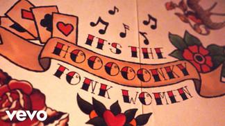 THE ROLLING STONES - HONKY TONK WOMEN - LYRIC VIDEO