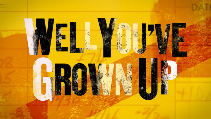 THE ROLLING STONES - GROWN UP WRONG - LYRIC VIDEO