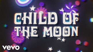 THE ROLLING STONES - CHILD OF THE MOON - LYRIC VIDEO