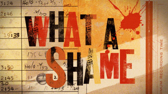 THE ROLLING STONES - WHAT A SHAME - LYRIC VIDEO