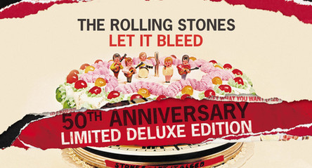 The Rolling Stones 'Let It Bleed' 50th Anniversary Campaign
