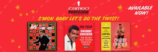 CHUBBY CHECKER - TWITTER BANNER AD