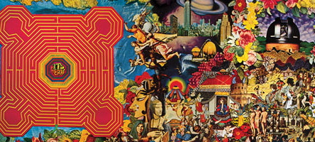 Creative Direction for The Rolling Stones 'Their Satanic Majesties Request' 50th Anniversary Release