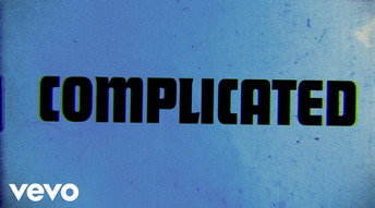 THE ROLLING STONES - COMPLICATED - LYRIC VIDEO