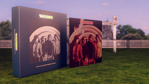 THE KINKS - VG50 - UNBOXING VIDEO