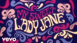THE ROLLING STONES - LADY JANE - LYRIC VIDEO