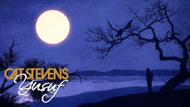 YUSUF / CAT STEVENS - JUST ANOTHER NIGHT - LYRIC VIDEO