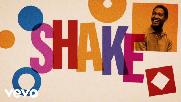 SAM COOKE - SHAKE - LYRIC VIDEO