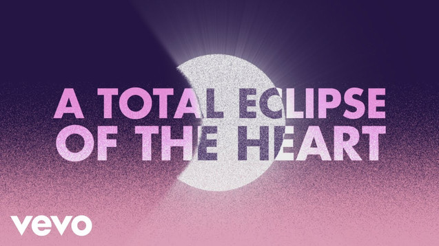 BONNIE TYLER - TOTAL ECLIPSE OF THE HEART - LYRIC VIDEO