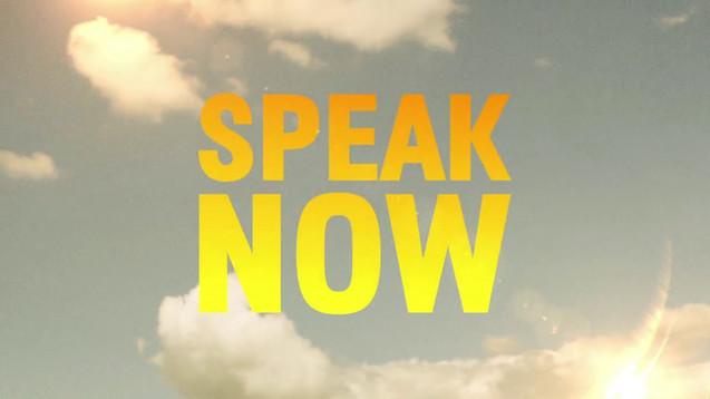 LESLIE ODOM JR. - SPEAK NOW - LYRIC VIDEO