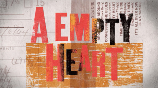 THE ROLLING STONES - AN EMPTY HEART - LYRIC VIDEO