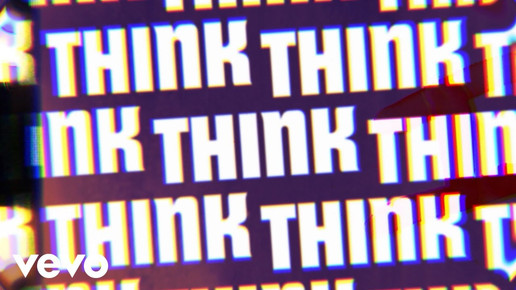 THE ROLLING STONES - THINK - LYRIC VIDEO