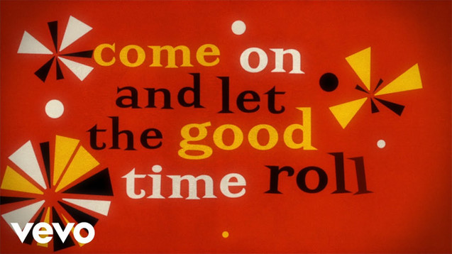 SAM COOKE - GOOD TIMES - LYRIC VIDEO