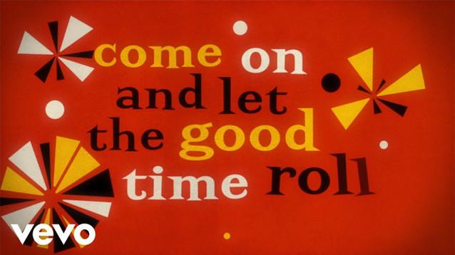 SAM COOKE - GOOD TIMES - LYRIC VIDEO