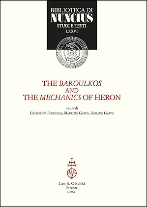 The Baroulkos and the Mechanics of Heron