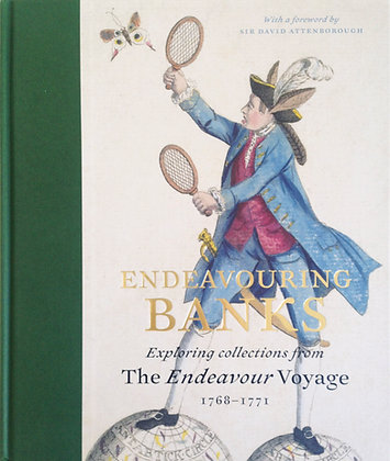 Endeavouring Banks: Exploring Collections from the Endeavour Voyage 1768–1771