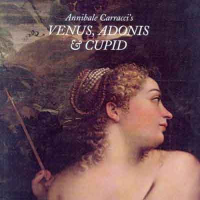 Annibale Carracci's Venus, Adonis and Cupid