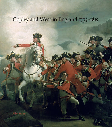Copley and West in England 1775-1815