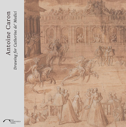 Antoine Caron: Drawing for Catherine de'Medici
