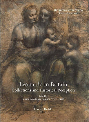 Leonardo in Britain: Collections and Historical Reception