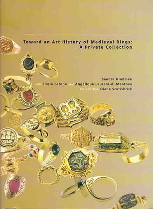 Towards an Art History of Medieval Rings