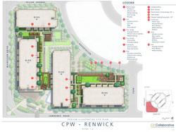 Renwick Concept Plan - Podium