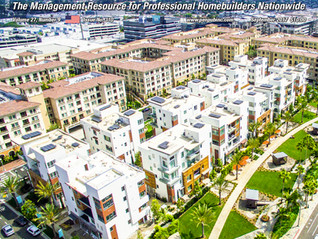 Playa Vista Recognized in Builder and Developer Magazine
