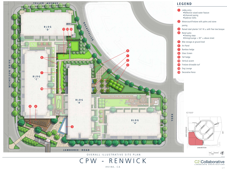 Renwick Concept Plan - Ground Level