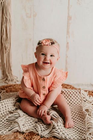 mid michigan baby photographer
