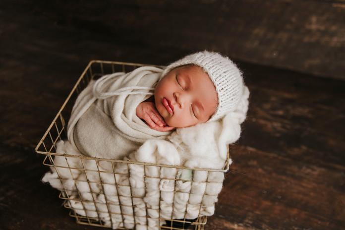 lake odessa newborn photographer