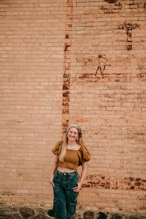 mid michigan senior girl photographer