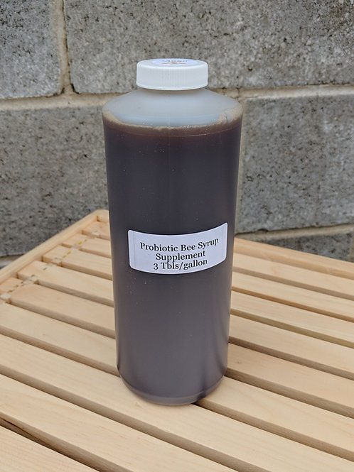 Probiotic Bee Syrup Suppliment